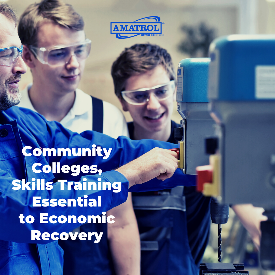 Community Colleges, Skills Training Essential to Economic Recovery