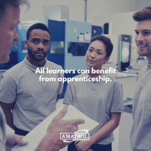 All learners can benefit from apprenticeship