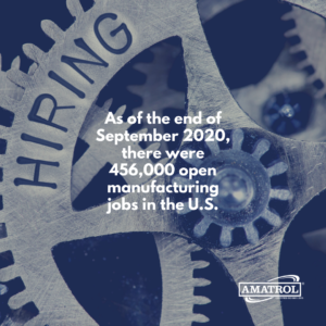 CTE Funding - Manufacturing jobs abound.