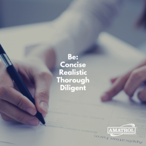 Be concise, realistic, thorough, and diligent.