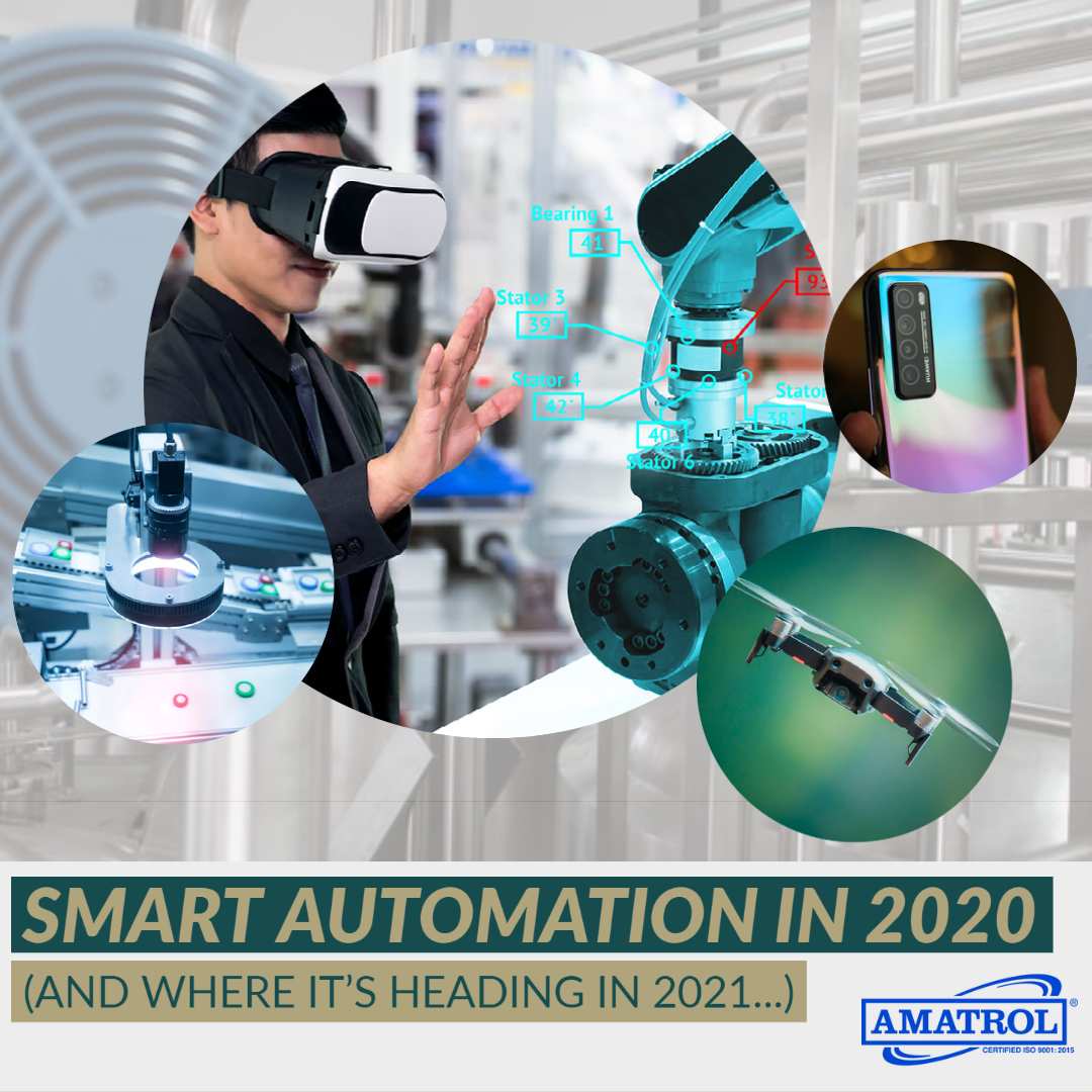 smart automation in 2020 and 2021
