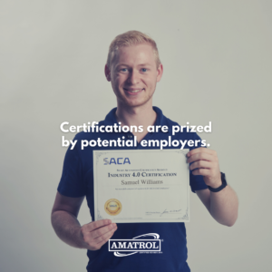 Preparing for a Career in Supply Chain Automation - Certifications