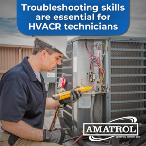 Now Hiring HVACR Technicians with Troubleshooting Skills - Skills Gap