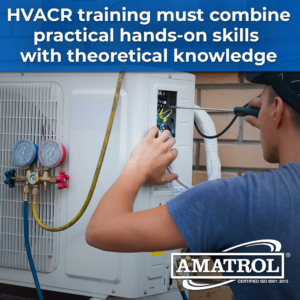 Now Hiring HVACR Technicians with Troubleshooting Skills - Hands-On Training