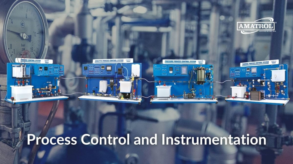 Process Control and Instrumentation Program Page Header