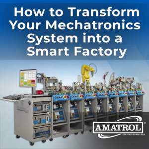 How to Transform Your Mechatronics System into a Smart Factory - Title Image