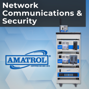 Smart Factory Upgrade - Network Communications & Security