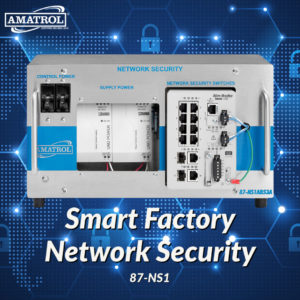 Network Security Training System Smart Factory Industry 4.0