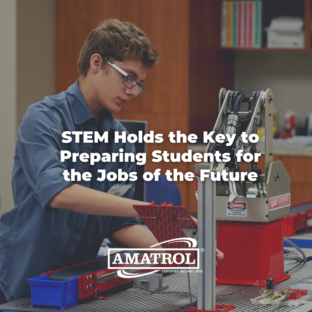 STEM Holds the Key to Preparing Students for the Jobs of the Future