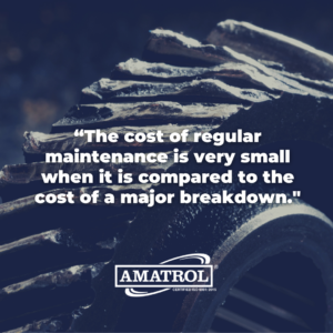 Think of Maintenance as an Investment, not a Cost
