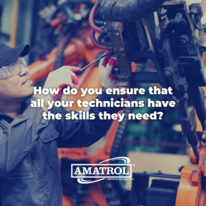 How do you ensure your technicians have proper training?