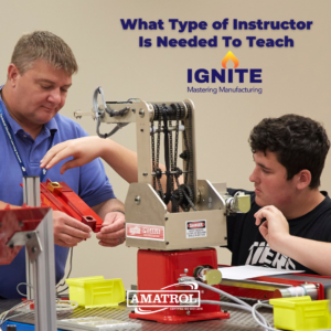 IGNITE frequently-asked questions - What Kind of Instructor Is Needed for the IGNITE Program