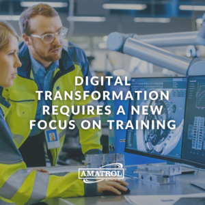 Smart Factory Enterprise - Digital Transformation Requires a New Focus on Training