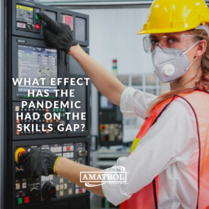 Smart Factory Enterprise - What Effect Has the Pandemic Had on the Skills Gap