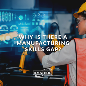 Smart Factory Enterprise - Why Is There a Manufacturing Skills Gap
