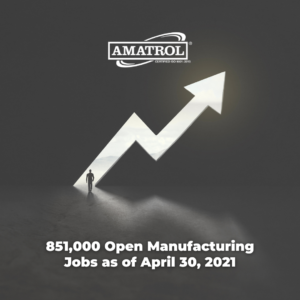 Latest Job Openings Data Reveals Critical Need for Manufacturing Workers - Record Number of Manufacturing Job Openings